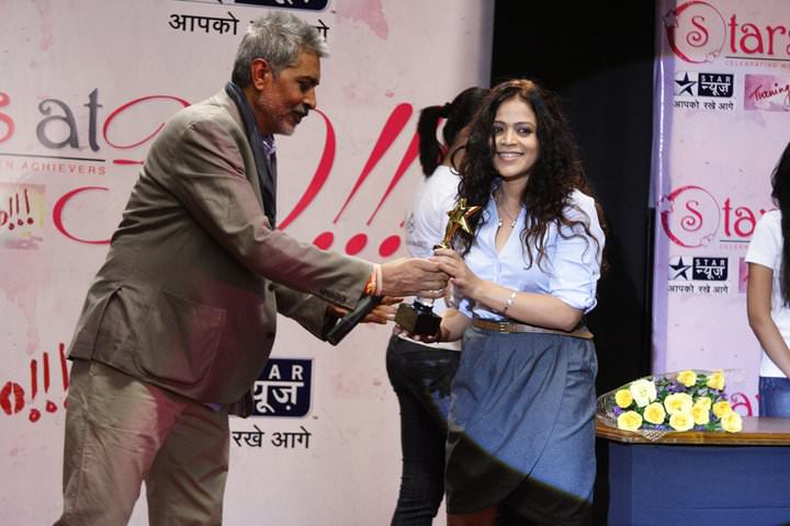 The Star Plus Young Achievers' Award, 2010