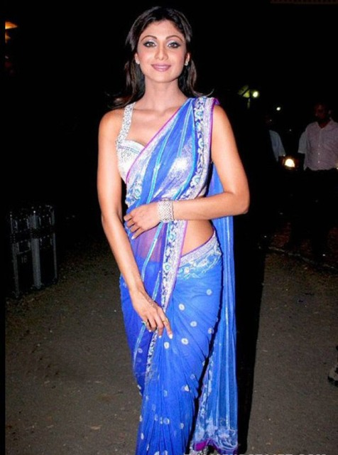 Shilpa blue
