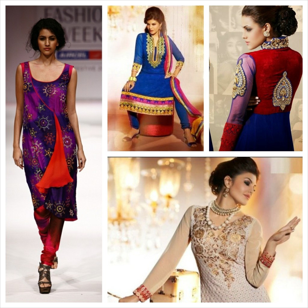 designer Churidaar Kameez  for women