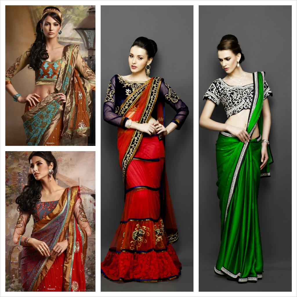 designer saree for women for diwali